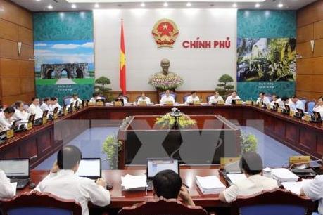 Chính phủ họp bàn về kế hoạch phát triển KTXH 2016-2020