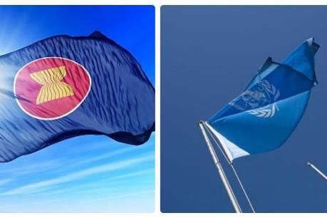 ASEAN và Liên hợp quốc thắt chặt quan hệ đối tác toàn diện