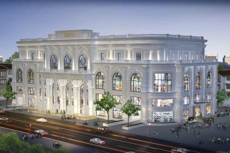 Vincom khai trương trung tâm thương mại tại Hải Phòng