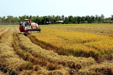 TPP sẽ là cú hích cho ngành nông nghiệp phát triển