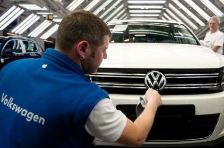 Kinh tế Đức bị ảnh hưởng lớn bởi vụ bê bối của Volkswagen