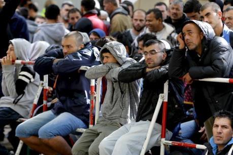 Đức phải đón nhận 1,5 triệu người tị nạn