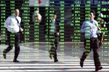Chứng khoán châu Á đi lên khi triển vọng Mỹ tăng lãi suất mờ dần