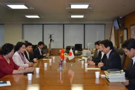 Nhật Bản sẽ lập trung tâm đào tạo nhân lực tại Việt Nam