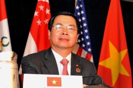 Bộ trưởng Vũ Huy Hoàng: TPP sẽ đem lại lợi ích nhiều mặt cho Việt Nam