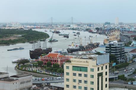Tp. Hồ Chí Minh sẽ có 2 tuyến vận tải đường thủy nội địa