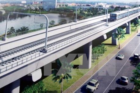 Đẩy nhanh tiến độ các dự án đường sắt đô thị