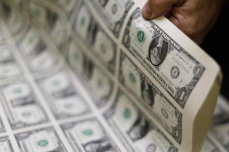 Đồng USD đi xuống so với nhiều đồng tiền châu Á