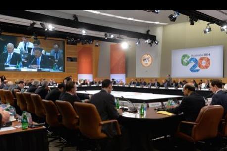 OECD kêu gọi G20 tăng đầu tư để thúc đẩy tăng trưởng