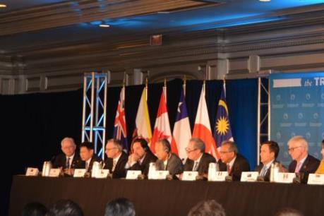 Singapore: TPP sẽ làm thay đổi khu vực châu Á Thái Bình Dương