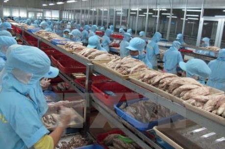 Gian nan xuất khẩu nông lâm thủy sản