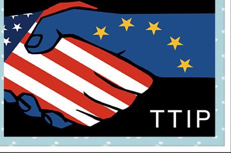 TPP sẽ tạo lực đẩy cho Hiệp định Đối tác xuyên Đại Tây Dương