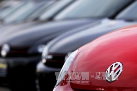 """Volkswagen thu hồi xe """"dính"""" bê bối khí thải từ đầu năm 2016"""