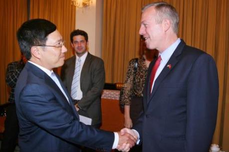 Đại sứ Ted Osius: TPP sẽ thúc đẩy hơn nữa quan hệ Việt-Mỹ
