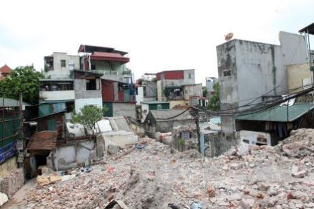 Ra mắt Trung tâm Phát triển quỹ đất Hà Nội