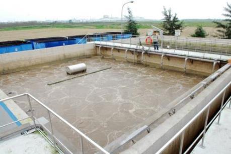 Khởi công xây dựng nhà máy xử lý nước thải ở Long Xuyên