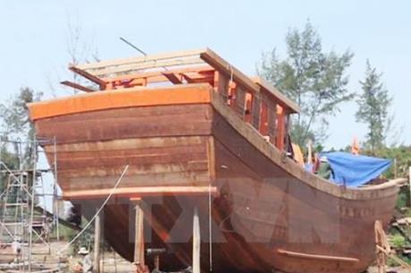 Các ưu đãi mới cho ngư dân vay vốn đóng tàu cá vỏ thép