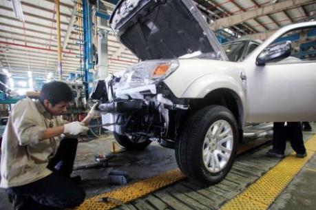 Nhu cầu ô tô ở Việt Nam tiếp tục tăng mạnh