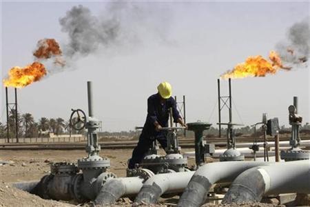 """Giá dầu lập """"đỉnh"""" của gần ba tháng"""