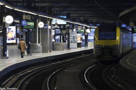 Bỉ: Nhiều tuyến đường sắt quốc tế tê liệt do đình công