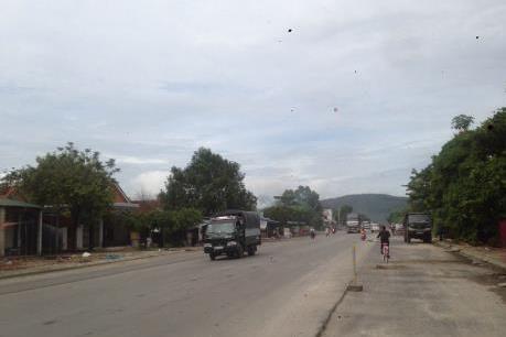 Quốc lộ 1 qua Thừa Thiên – Huế khó hoàn thành trước 30/10