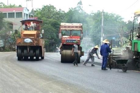 Bắc Kạn thông xe kỹ thuật đường Nguyễn Văn Tố