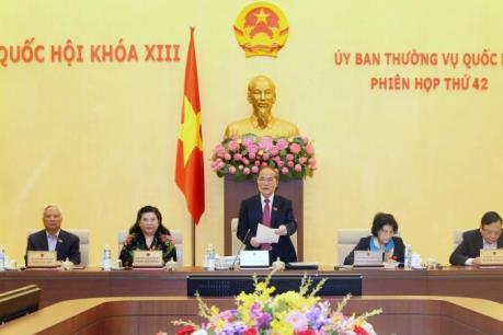 Chủ tịch Quốc hội Nguyễn Sinh Hùng: Chuẩn bị cho TPP ngay từ giờ