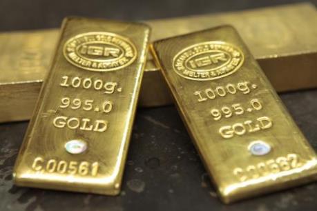 Giá vàng chạm mức cao nhất kể từ đầu tháng 7/2015
