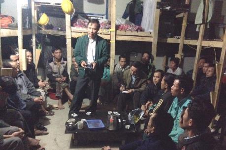 Không để tái diễn tình trạng bạo lực đối với công nhân Việt Nam tại Algeria