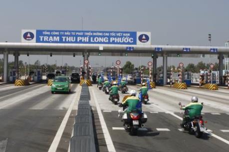 Bất đồng trong việc thu phí nút giao cao tốc Tp. Hồ Chí Minh - Long Thành - Dầu Giây
