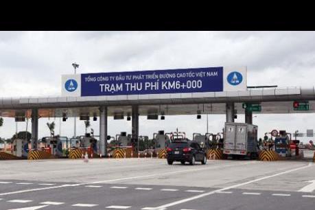 Bộ Giao thông Vận tải khẳng định thu phí đường bộ đúng theo quy định