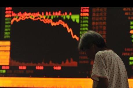 Chứng khoán châu Á giảm điểm dưới sức ép từ kinh tế Trung Quốc