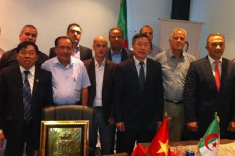 Việt Nam sẵn sàng tăng cường hợp tác kinh tế với Algeria