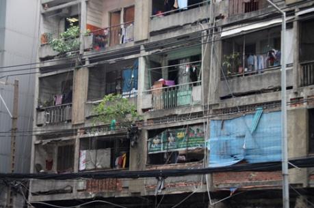 Gian nan cải tạo chung cư cũ và bảo tồn nhà cổ tại Tp. Hồ Chí Minh