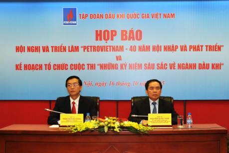Gần 60 doanh nghiệp nước ngoài sẽ tham dự triển lãm về dầu khí