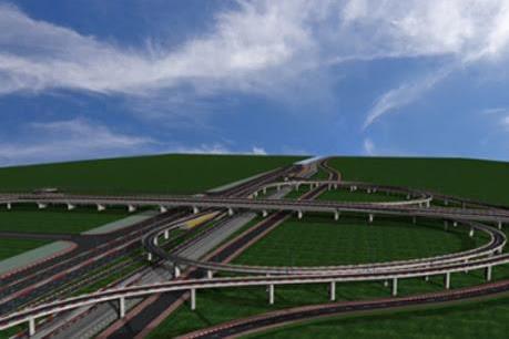 Ngày 18/10, thông xe kỹ thuật nút giao cầu Thanh Trì và Quốc lộ 5