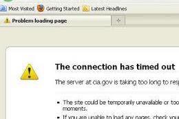 Hàng chục website lớn tại Mỹ bị sập