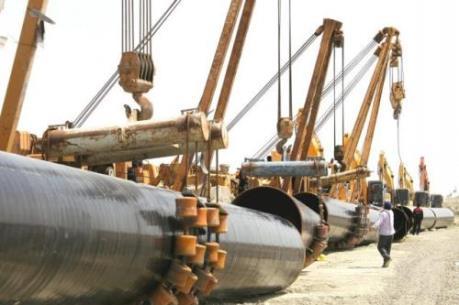 Pakistan, Nga hợp tác xây dựng đường ống dẫn khí dài 1.100km