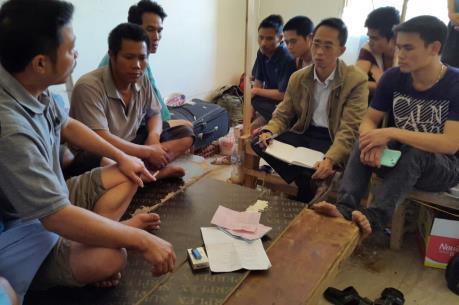 Lao động Việt Nam tại Algeria kêu cứu