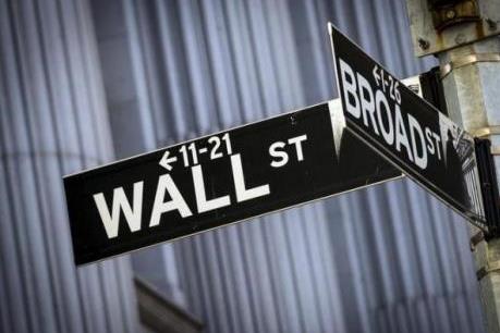 Nhóm cổ phiếu công nghệ đưa sắc xanh đến Phố Wall
