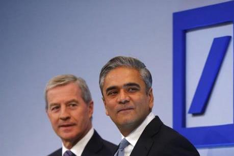Deutsche Bank công bố kế hoạch tái cấu trúc hệ thống sâu rộng