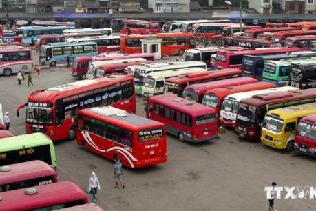 Thí điểm ứng dụng KHCN trong vận tải hành khách