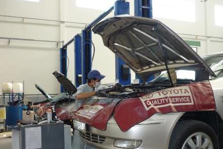 Khoảng 30.000 khách hàng được nhận ưu đãi của Toyota