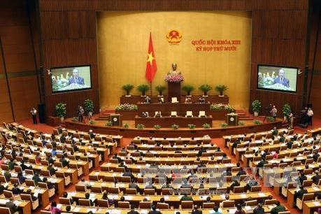 Kỳ họp thứ 11, Quốc hội khóa XIII: Quốc hội tiến hành bầu một số chức danh