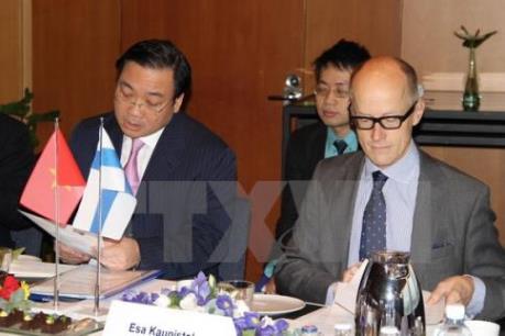 Phần Lan đánh giá Việt Nam là đối tác kinh tế quan trọng