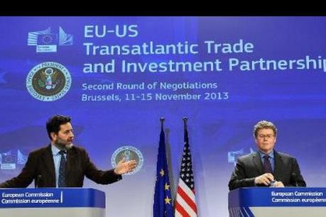 Mỹ, EU tiếp tục đàm phán về TTIP
