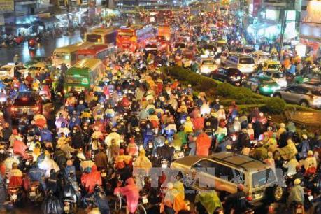 Tp. Hồ Chí Minh điều chỉnh tổ chức giao thông để giảm kẹt xe