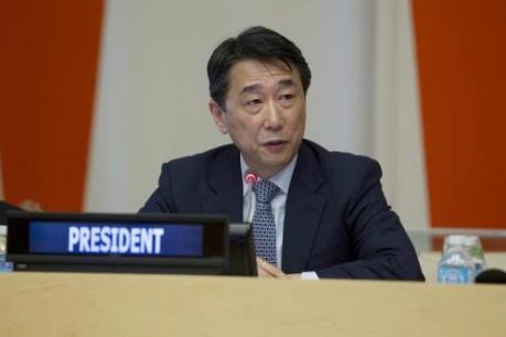 Chủ tịch ECOSOC: Rất vui mừng khi được hợp tác với một quốc gia thân thiện như Việt Nam