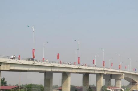 Thông xe cầu Hàn đoạn từ Quốc lộ 5 đến đường 5B