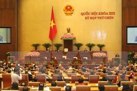 Quốc hội thảo luận về kế hoạch phát triển KTXH năm 2016